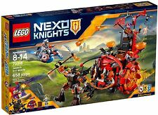 LEGO Nexo Knights Jestro's Evil Mobile Lance Book Mech 70316 * BRAND NEW SEALED