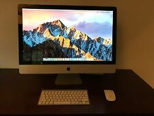 Apple iMac 27 Core i5-2400 Quad-Core 3.1GHz All-in-One Computer - 4GB 1TB DVD R