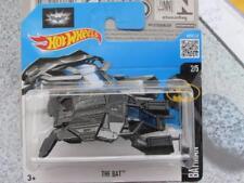 Hot Wheels 2016 #227/250 THE BAT black with blue window batmobile HW Batman