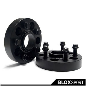 "1 Pair of 2 (30MM 1.25"") Wheel Spacers Adapter for Mercedes Benz A-Class AMG A45"