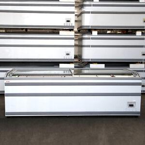 Tiefkühltruhe AHT Paris 250 | Gebraucht - guter Zustand | Innenbeleuchtung