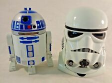 Micro Machines Star Wars Stormtrooper Death Star & R2D2 Jabba's Palace Playset