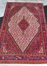 Tapis Persan laine carpet Noué Fait main teppich rugs alfombra tappeto 205x133cm