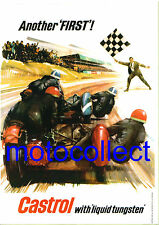 BMW Rennsport Sidecar Racing - Can be supplied laminated..Free Postage Worldwide