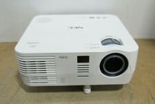 Tested NEC NP-VE281X DLP XGA Projector 2800 Lumens 0 Lamp Hours w/ Remote