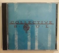 Collective Soul - Collective Soul CD 1995 Atlantic 82745-2 VG