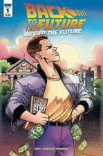 Back To The Future Biff To The Future #1 (Of 6) Idw Publishing Eb21