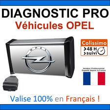 MaxiECU 2 + MPM-COM Valise Diagnostic OPEL - OP AUTOCOM DELPHI COM ELM327