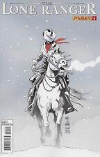 The Lone Ranger (Vol.2) No.21 / 2014 Ande Parks & Esteve Polls