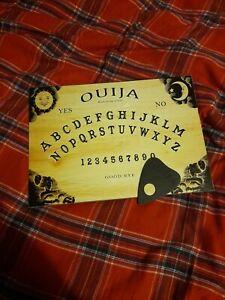Large Wooden Ouija Board