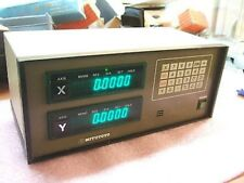 Mitutoyo 164-352 Model GMR-17001W Digital Readout / Display Unit