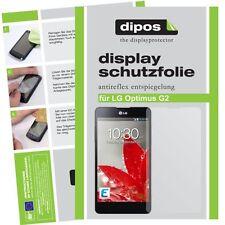 LG G2 Film de protection d'écran protecteur antireflet