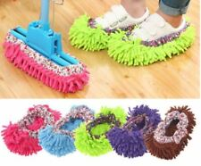 Cleaning shoe covers, lazy mopping slippers, removable and washable mop headgear