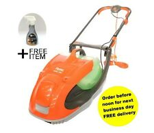 Flymo Glider 350 Hover Collect Mower Silver Grade +FREE GIFT RRP£9.99
