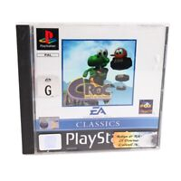CROC Legend of the Gobbos PS1 Playstation 1 PAL - With Manual