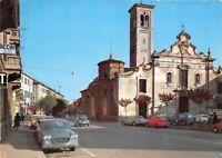 Cartolina - Postcard - Saronno - Corso Italia - Auto d'epoca - 1967