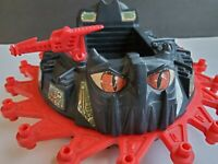 Roton Evil Assault Vehicle. MOTU works perfectly and has a gun.