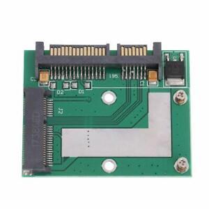"""Module Board mini PCI-E mSATA SSD To 2.5"""" SATA 6.0 GPS Adapter Converter Card"""