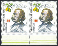 3508 postfrisch Paar waagerecht Rand unten BRD Bund Deutschland Briefmarke 2019
