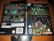 ## Legend of Zelda: Four Swords Adventures (Deutsch) Nintendo GameCube - TOP ##
