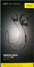 New Jabra Step Wireless Bluetooth Stereo Sport Earbuds Headset