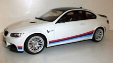 Voitures, camions et fourgons miniatures blancs GT, BMW