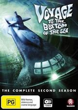 Voyage to the Bottom of the Sea: Season 2 NEW R4 DVD