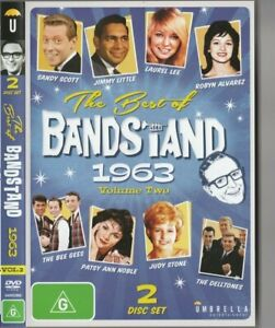 The Best Of Bandstand 1963 DVD - 2 Disc Set - All Region