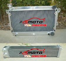 Alu Radiator + Oil cooler For Mazda RX2 RX3 RX4 RX5 RX7 Serives 1 2 3 12A 13B