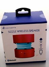 I CONCEPTS SIZZLE WIRELESS SPEAKER  bluetooth  MP3 player/iPod/iPad/Table