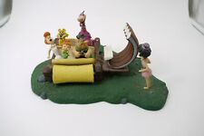 Mcfarlane Hanna Barbera series 2 DIORAMA The Flintstones At Drive-In INCOMPLETE
