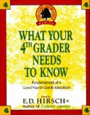 The Core Knowledge: What Your Fourth Grader Needs to Know : Fundamentals of a Go