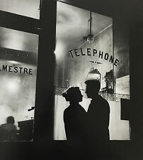 Willy RONIS: A Menilmontant (Devant Chez Mestre), 1947 / Silver print / SIGNED!