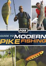 Fox Guide to Modern Pike Fishing by Ebury Press