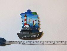 St. Kitts lighthouse magnet Islands travel Fridge Refrigerator 3D souvenir boats