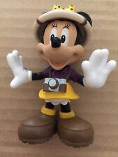 Vintage Disney Minnie Mouse Safari Jungle Traveller Outfit Cute