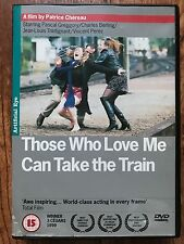 THOSE WHO LOVE ME CAN TAKE THE TRAIN ~ 1998 Acclaimed French Drama | UK DVD