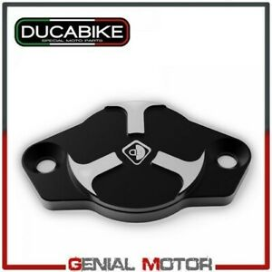 Cover Inspection Phase Black CIF08D Ducabike for Ducati 848 2008 > 2010
