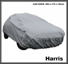 Waterproof Large Car Cover Full Car Cover, Throw over Elasticated edges