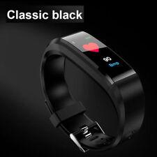 Smart Watch Fitness Tracker Heart Rate Monitor Blood Presure Sport Bracelet New