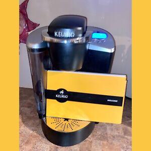 EXCELLENT Keurig K Cup Single Serve Coffee Pot Maker Machine