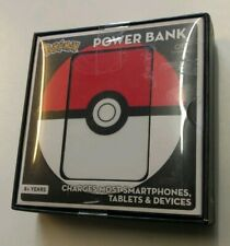 Officially licensed Pokemon Pokeball Power Bank 5000mAh (Credit Card Sized) NEW