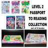 Passport to Reading Level 2 Ever After High My Little Pony Enchantimals For Kids