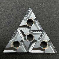 10Pcs TNMG160404R-VF TNMG 331 Carbide inserts lathe turning For Stainless steel