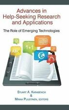 Advances in Help-Seeking Research and Applications : The Role of Emerging...