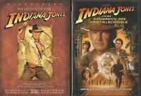Die Abenteuer von Indiana Jones / Indiana Jones 1-4 / 5-DVD`s DVD
