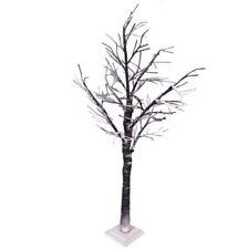 Gisela Graham Christmas Snowy Twig Tree 4ft