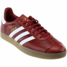 adidas GAZELLE Sneakers Red - Mens - Size 5 D