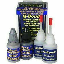 Q Bond QB2 Genuine Original Ultra Strong Adhesive and filler Repair Kit