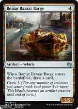 BOMAT BAZAAR BARGE Kaladesh Magic MTG cards (GH)